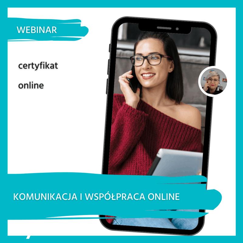 Sprawna komunikacja i współpraca online z Rodzicem. Jak ją osiągnąć? – WEBINAR Z CERTYFIKATEM