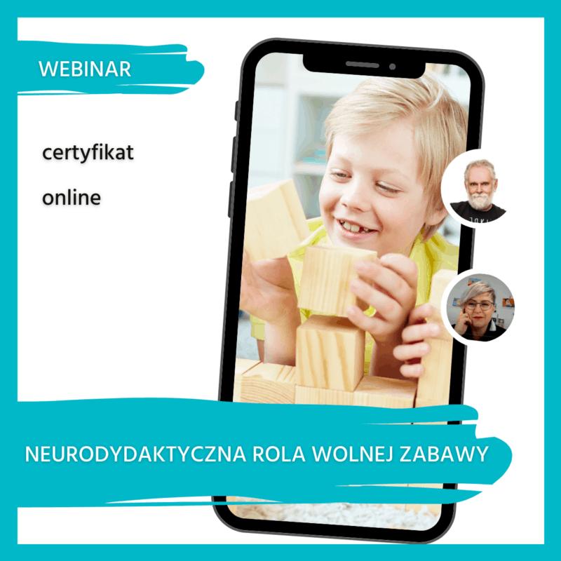 Neurodydaktyczna rola wolnej zabawy w edukacji przedszkolnej i wczesnoszkolnej